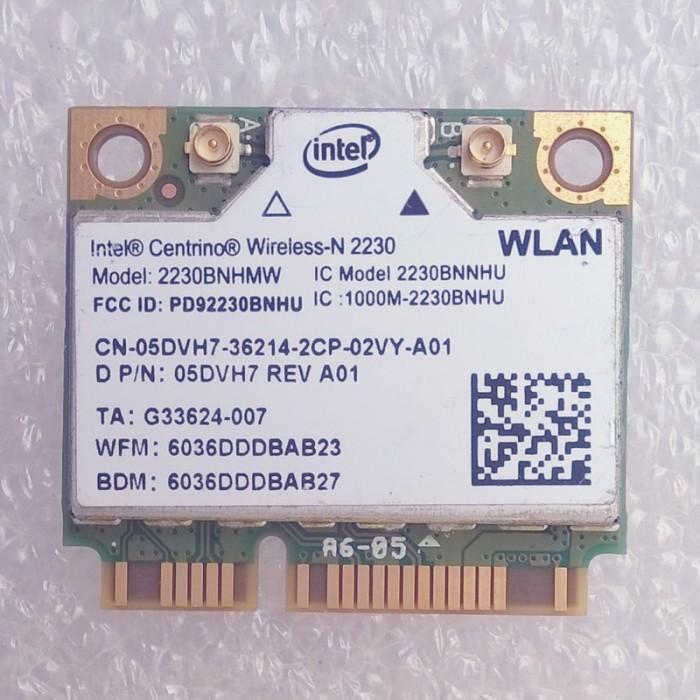 DRIVER UPDATE: INTEL 2230 WLAN CARD