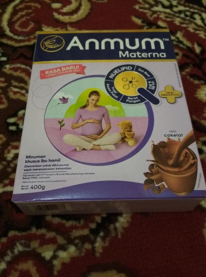 termurah the best and good item Anmum Materna Susu Ibu Hamil Milk For