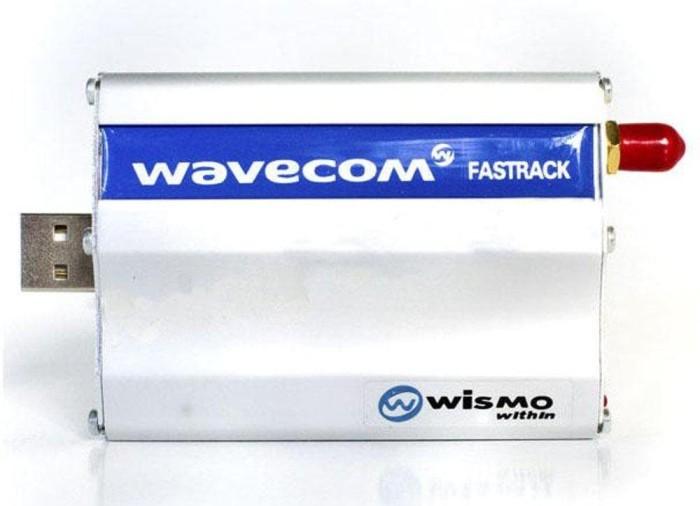 Berkualitas Modem Sms & Server Wavecom M1306B Q2303A Usb