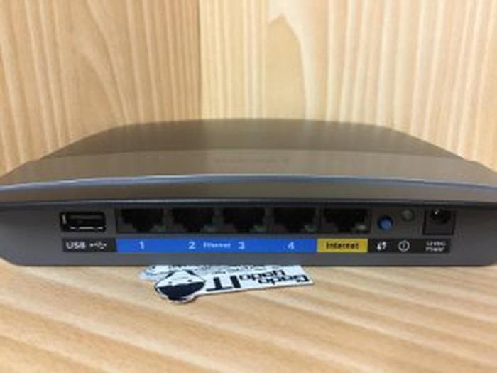 Jual Wireless Router LINKSYS E2500 N600 Dual Band Speed 300Mbps - DKI  Jakarta - Alva Jaya Komputer   Tokopedia