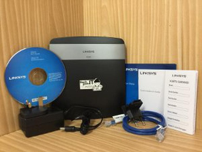 Linksys E2500 Speed