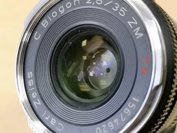 Jual Carl Zeiss C Biogon 35mm f2 8 ZM for Leica M - Kab  Bogor -  SUKSES_STORE | Tokopedia