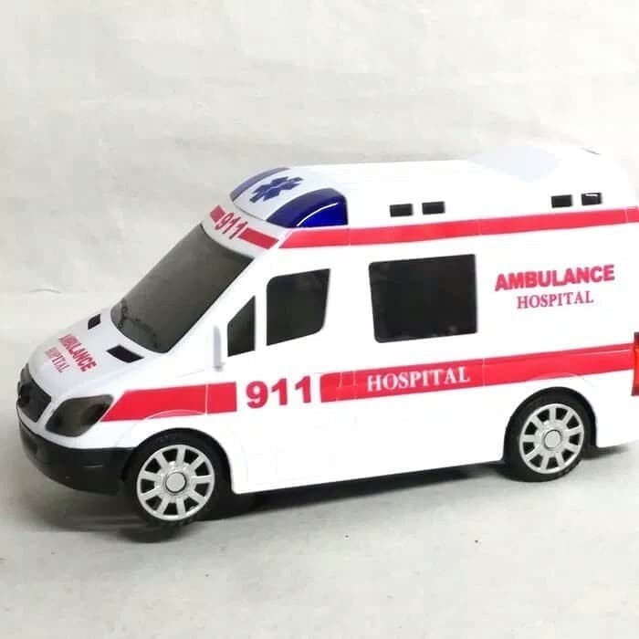 53 Koleksi Sketsa Gambar Mobil Ambulance HD