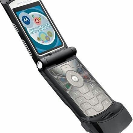 Foto Produk Motorola RAZR V3 dari andiycell