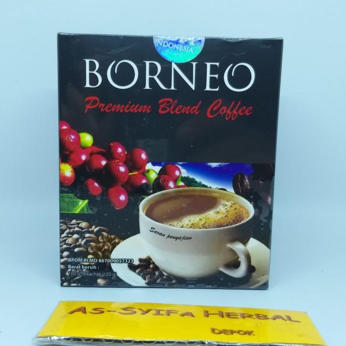 Kopi Borneo / Kopi Herbal Pria Dewasa