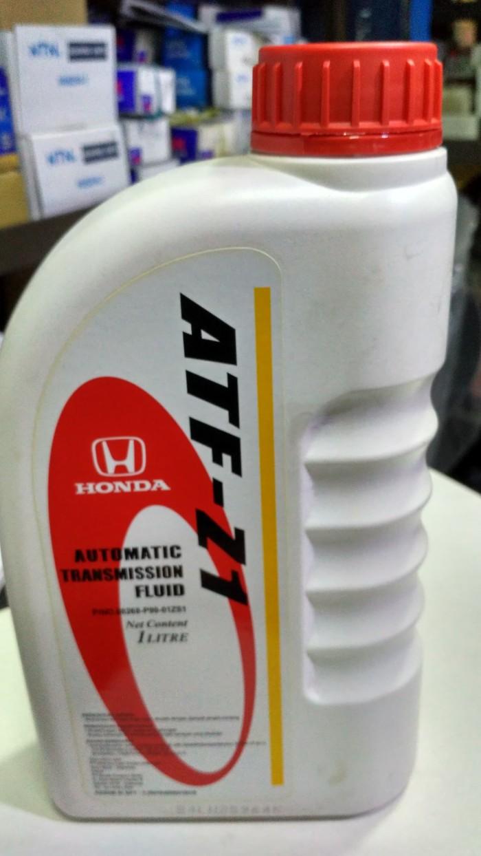 Oli Transmisi Matic Honda Atf Z1 Automatic Transmission Fluid 1 Liter