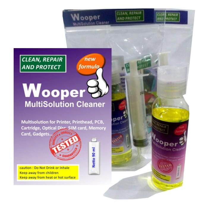 Foto Produk head printer cleaner solution merk Wooper dari Si Pesek