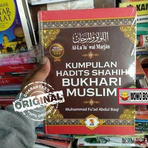 Jual Buku Kumpulan Hadits Shahih Bukhari Muslim By Muhammad Fu