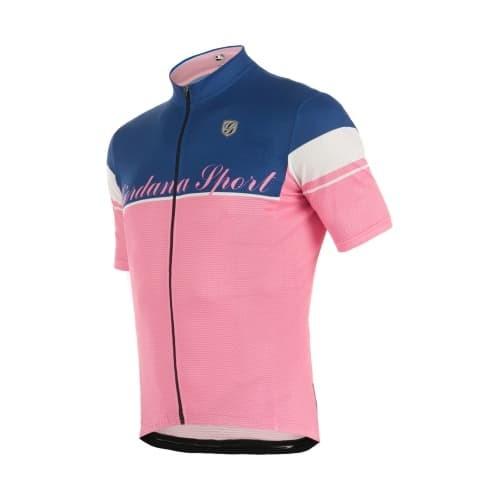 Jual Giordana Sport Elite SS Wool Blue Pink Jersey - Bukan Santini ... deb176816