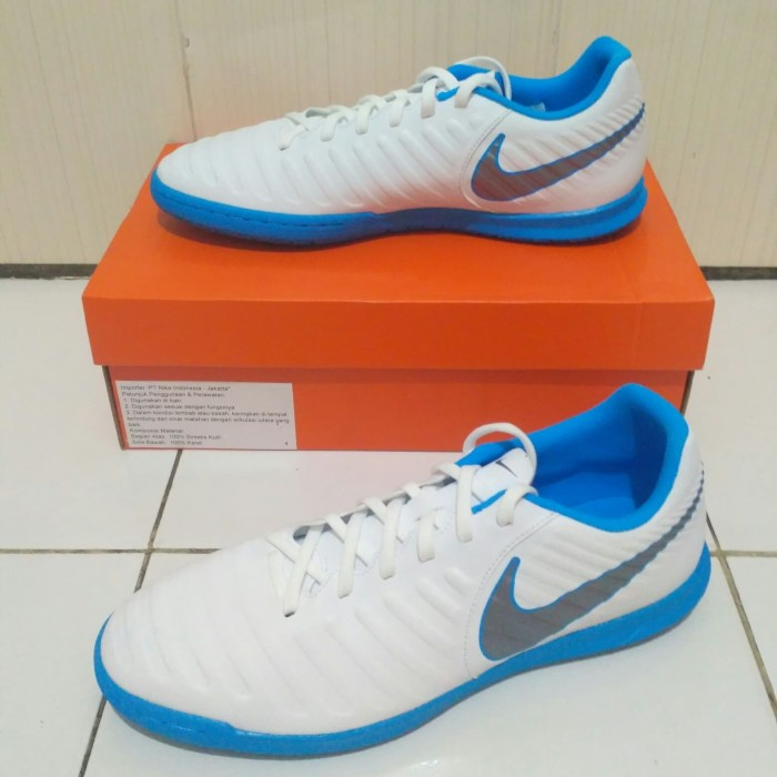 quality design 6307a 0b254 Jual Sepatu Futsal Nike Legendx 7 Club Original - Kota Surabaya - Bob  Store77   Tokopedia