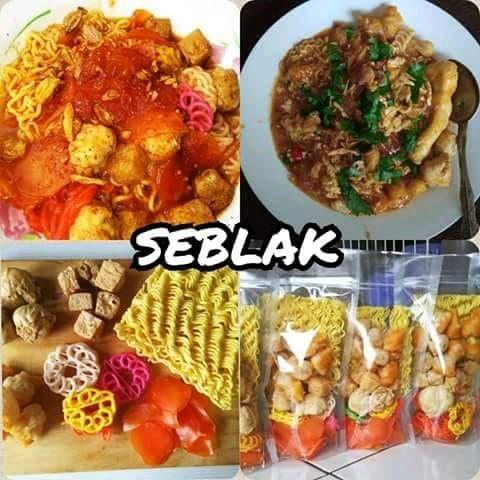 Jual Seblak Instan Makanan Pedas By Ukm Kab Bandung Gudang