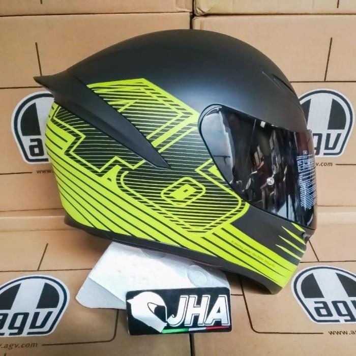 Jual Agv K1 Edge Valentino Rossi Kota Semarang Jual Helm Agv Tokopedia