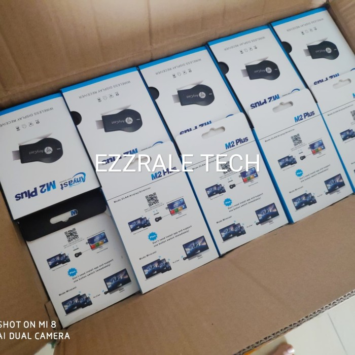 harga M2 anycast wireless converter google chrome cast Tokopedia.com