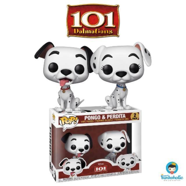 Jual Funko Pop Disney 101 Dalmatians Pongo Perdita 2 Pack Exclusive Kota Bekasi Warung Kampung Tokopedia