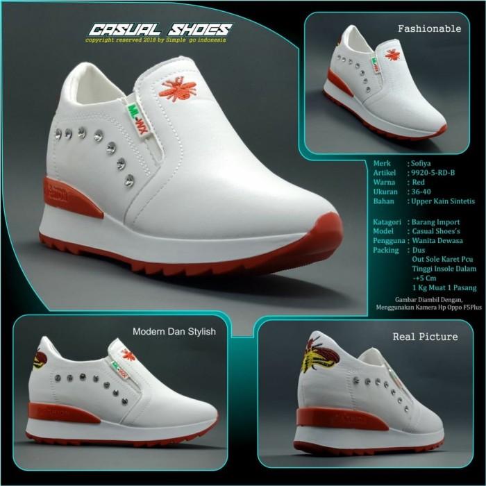 harga Sepatu wanita sofiya sepatu import 9920 5b 36-40 Tokopedia.com