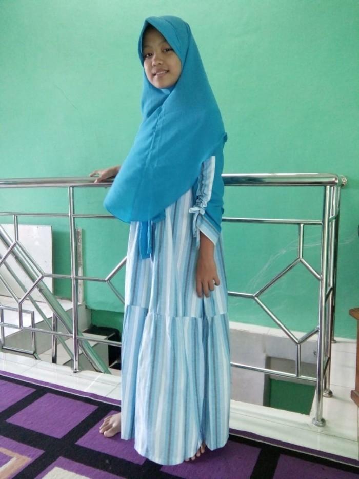 Jual Baju Muslim Baju Gamis Anak Perempuan Cewek Umur 10 Tahun