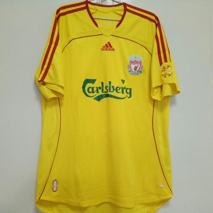new product bc652 443d5 Jual original jersey liverpool 06/07 away - Kota Semarang - ricoba |  Tokopedia