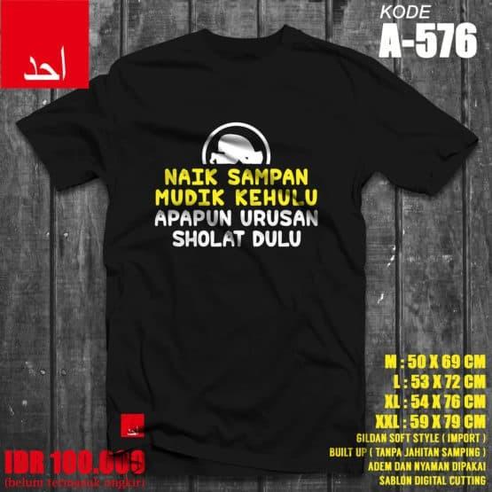 Jual Kaos Dakwah Muslim Kata Kata Keren Kaos Distro Kaos Islami Hitam L Kota Palembang Mubarok Shop Tokopedia
