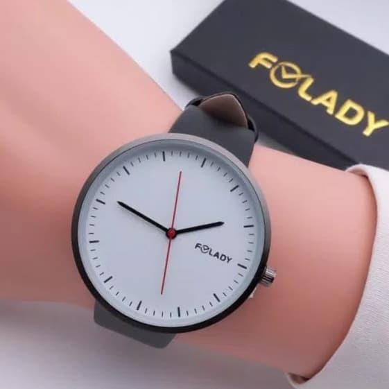 Jual jam tangan original wanita folady genuige leather fashion watch ... 7d407bc16e