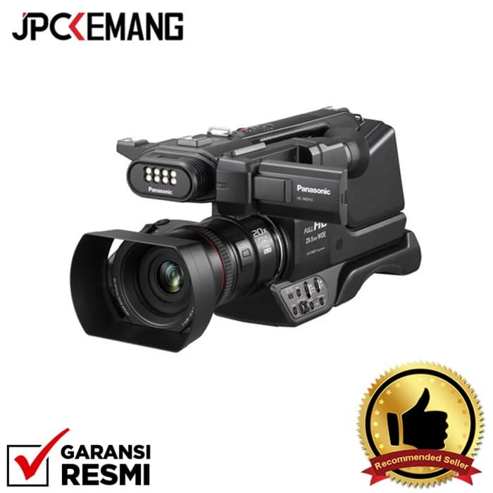 harga Panasonic hc-mdh3 full-hd camcorders garansi resmi Tokopedia.com