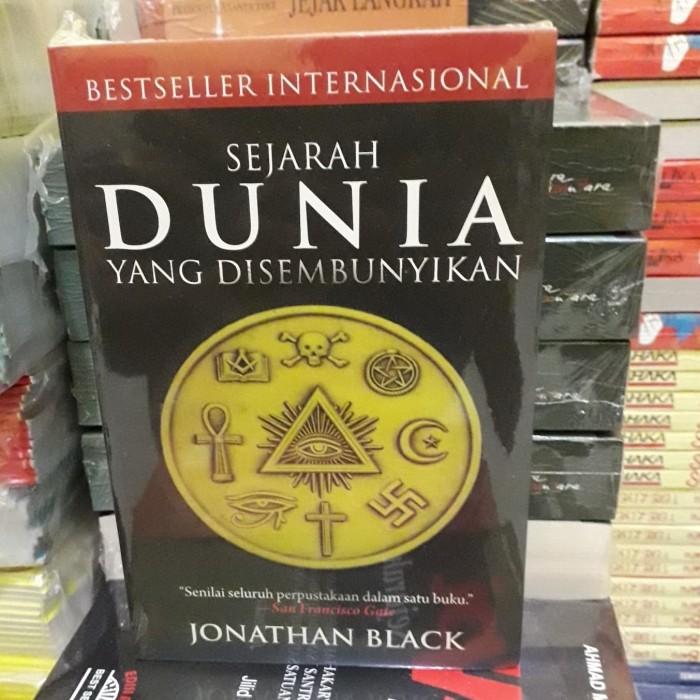 Foto Produk Buku Sejarah DUNIA Yang Disembunyikan - Jonathan Black dari Mall Buku