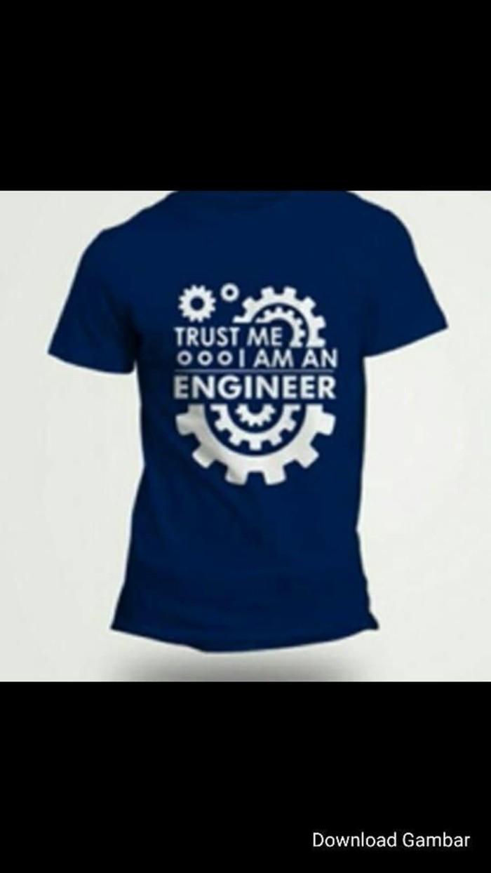 Jual Paling Keren Kaos Distro T Shirt Baju Oblong ENGINEER Be MURAH Jakarta Selatan Salma Etnik