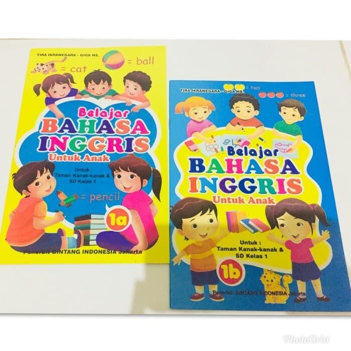 Foto Produk Buku Anak, Bahasa Inggris untuk TK/SD Kelas 1 dari Toko Buku dan Stationery