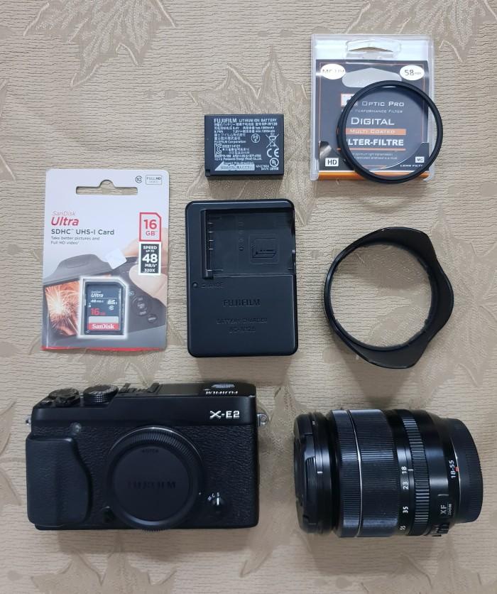 Katalog Kamera Mirrorless Fujifilm Xe2 Travelbon.com