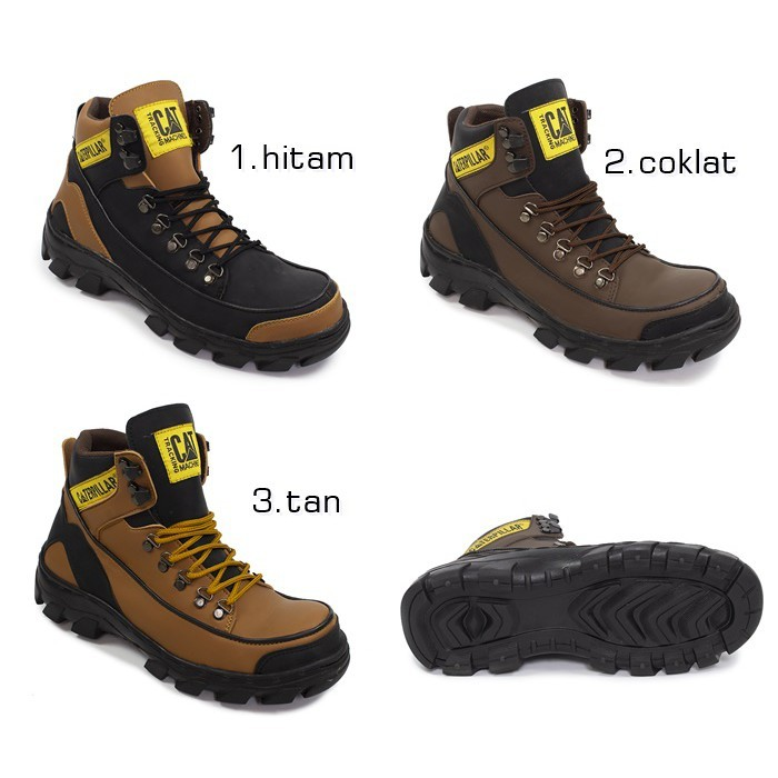 Jual PROMO TERMURAH TERLARIS sepatu caterpillar mbc argon safety ... cde7f5e271
