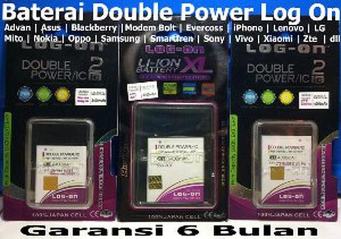 FLASH SALE Baterai Log On Asus Zenfone 6