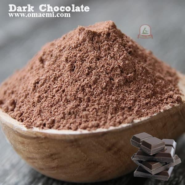 Foto Produk BUBUK MINUMAN DARK CHOCOLATE KEMASAN 1KG KUALITAS TERJAMIN dari OmaEmi