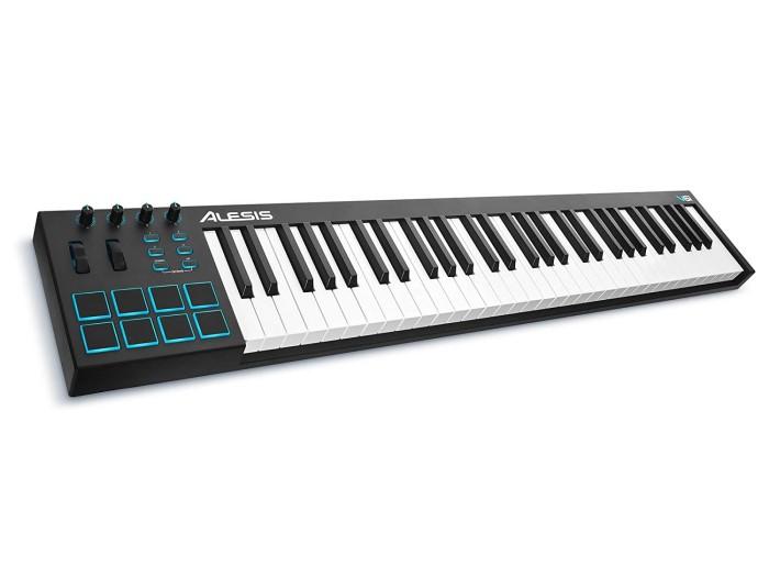 harga Alesis v61 | 61-key usb midi keyboard & drum pad controller Tokopedia.com