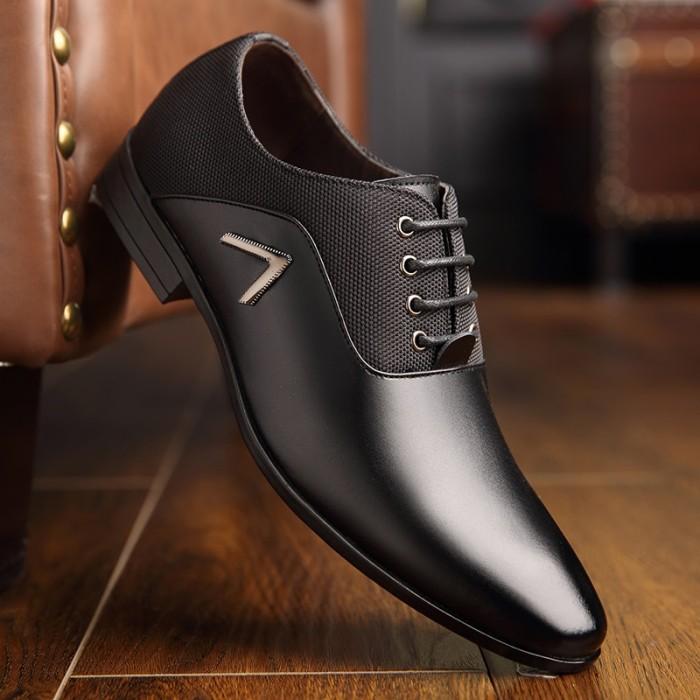 Jual Osco Pria Gaun Sepatu Pria Formal Sepatu Kulit Mewah