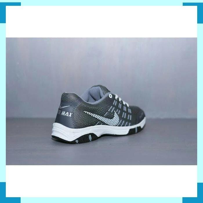 quality design 8ce4c f9519 PROMO Sepatu Sport Nike Airmax 2016 Abu Abu  Olahraga Jogging