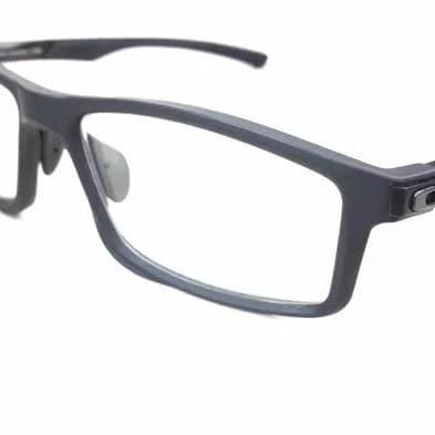 Frame kacamata minus pria sporty breadbox lite matte black aba68c271c