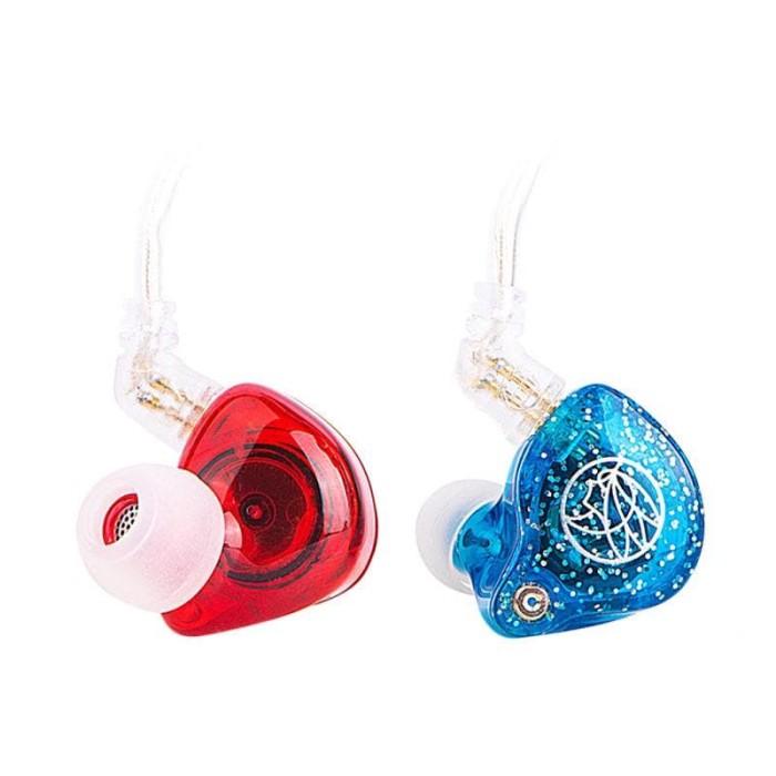 harga Tfz series 2 s2 hifi in ear monitor earphone with detachable cable - ungu tua Tokopedia.com