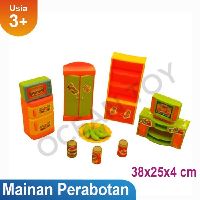 Ocean toy rumah idaman mainan edukasi anak oct2301