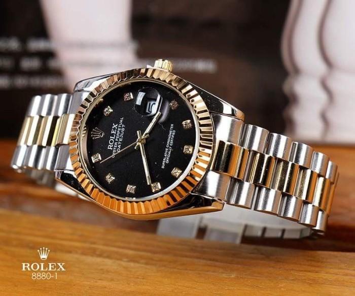 jam tangan wanita ROLEX Watch 8880-1 (17) kw super