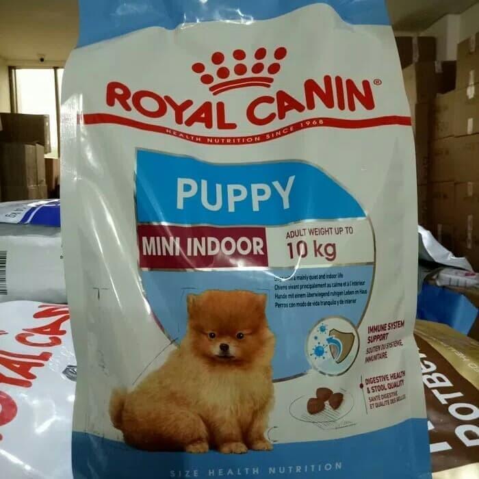 Foto Produk Royal Canin Indoor Life Junior / Puppy Mini Indoor 1.5kg - Promo Price dari casper petshop