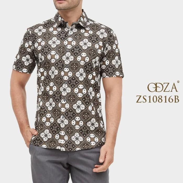 Kemeja batik  / baju  modern pria / baju pendek / atasan batik ob466