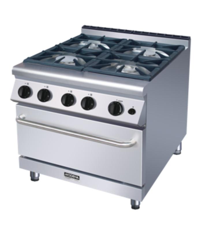 harga Modena - burner gas range with oven gr7740 go Tokopedia.com