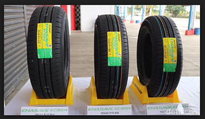 Wheels Ban Mobil Daihatsu Xenia 185 70 R14 S88 EC300 Dunlop 61991