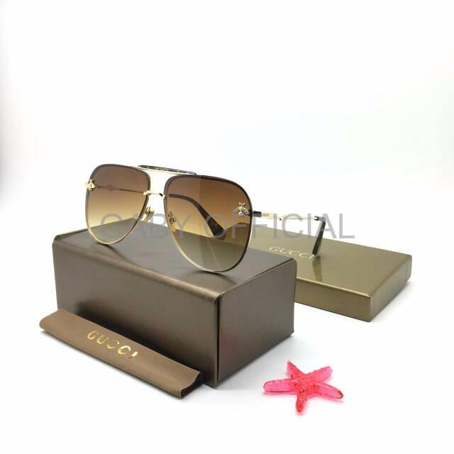 Jual FRAME KACAMATA IMPORT Gucci capung palang gg2206 MD Kacamata ... cc8633eddd