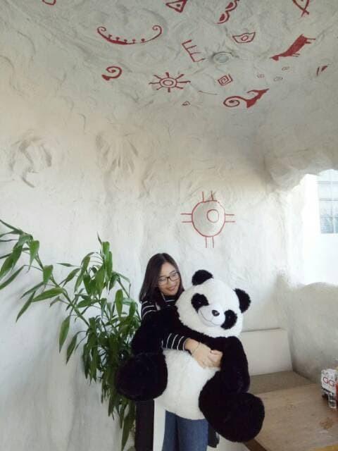 Panda Hitam Putih Jumbo 100 Cm - Theme Park Pro 4k Wallpapers 3cbb10d97b