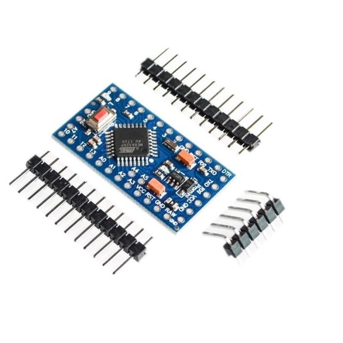 Foto Produk Arduino Pro Mini ATMEGA328P 5v 16MHz ATMEL dari solarperfect