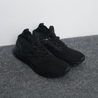 f0cfffc963593 Jual Sepatu Adidas Ultra Boost ATR Mid Triple Black High - Kab ...