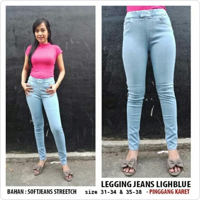 Jual Celana Legging Jeans Wanita Celana Levis Legging Celana Skiny Legging Hitam 31 Kota Cimahi Jasa Kawan Tokopedia