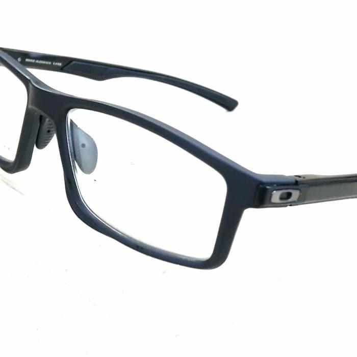 Jual Frame kacamata Minus Pria Sporty Breadbox Lite Matte Black ... d16a83b14c