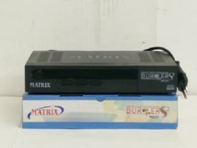 Jual RECEIVER MATRIX BURGER S2 HD Resiver Parabola K5S 8mb sony ten cling -  Jakarta Barat - hokky station | Tokopedia