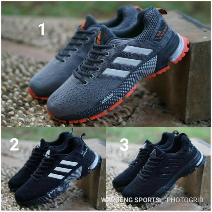 Sepatu Adidas Air Zoom 2018 Running Men Cowok Cowo Sport Run Man Shoes cffceb74a6